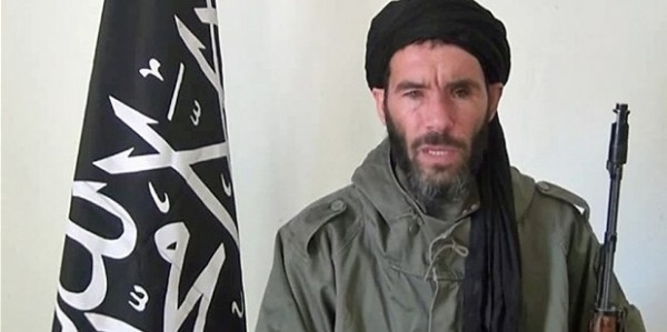 L'emiro Mokhtar Belmokhtar, più volte dato per morto