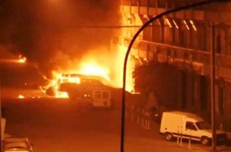 Al Qaeda in Burkina Faso <br>attacca l'hotel occidentale