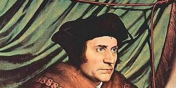 Tommaso Morto che nel  1516 pubblicò 'Utopia'