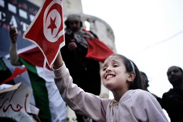 Tunisia ragazzina coperina 800