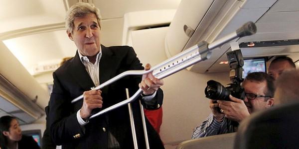 Il segretario di Stato Usa John Kerry