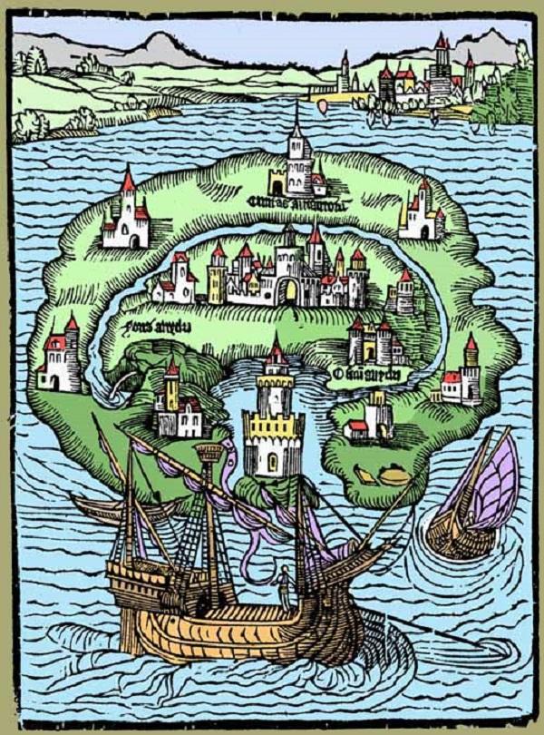 La mappa di Utopia