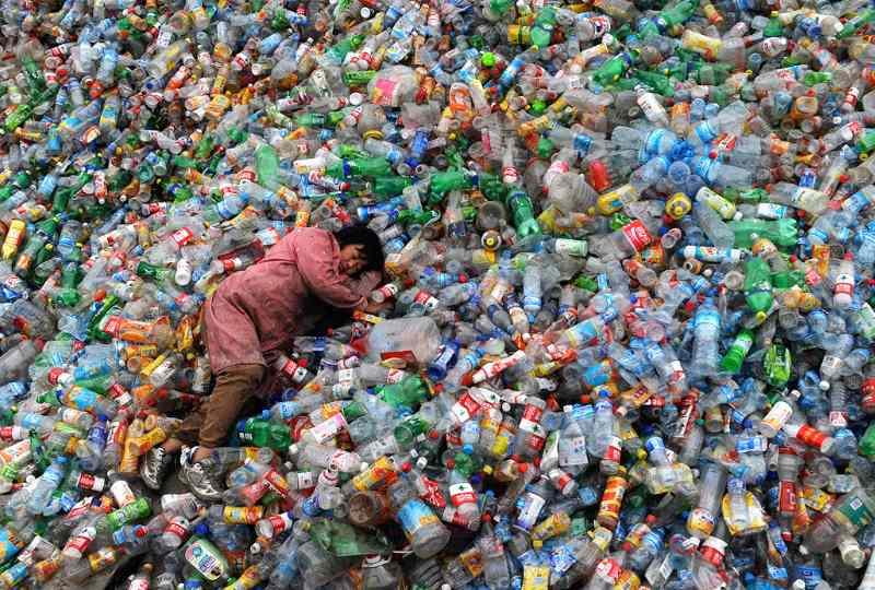 Risultati immagini per L'ambiente e gli assassini di futuro in un mondo di plastica