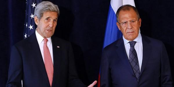 Punto di forza  della presenza di Kerry a Roma, l'incontro col collega russo Lavrov