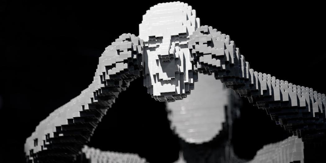 Maschera lego fb
