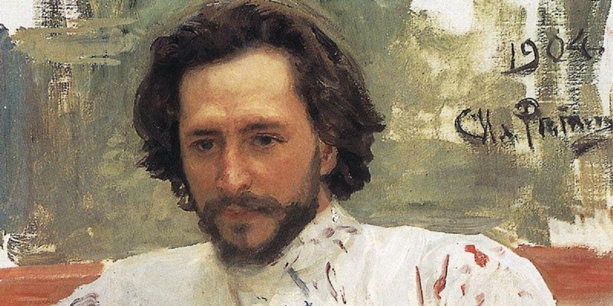 Ritratto di Leonid Andreev,