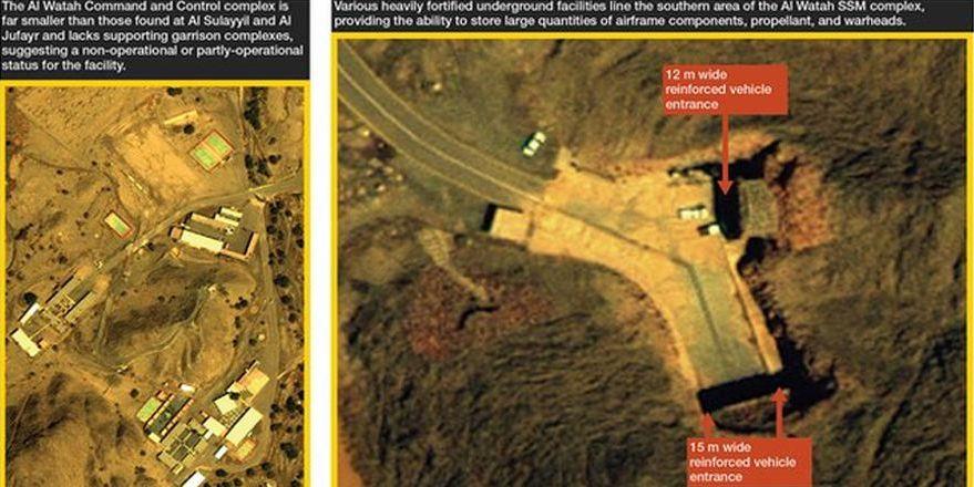 Saudi Missile silo