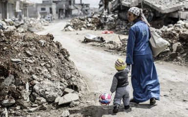 I cinque anni che hanno distrutto la Siria