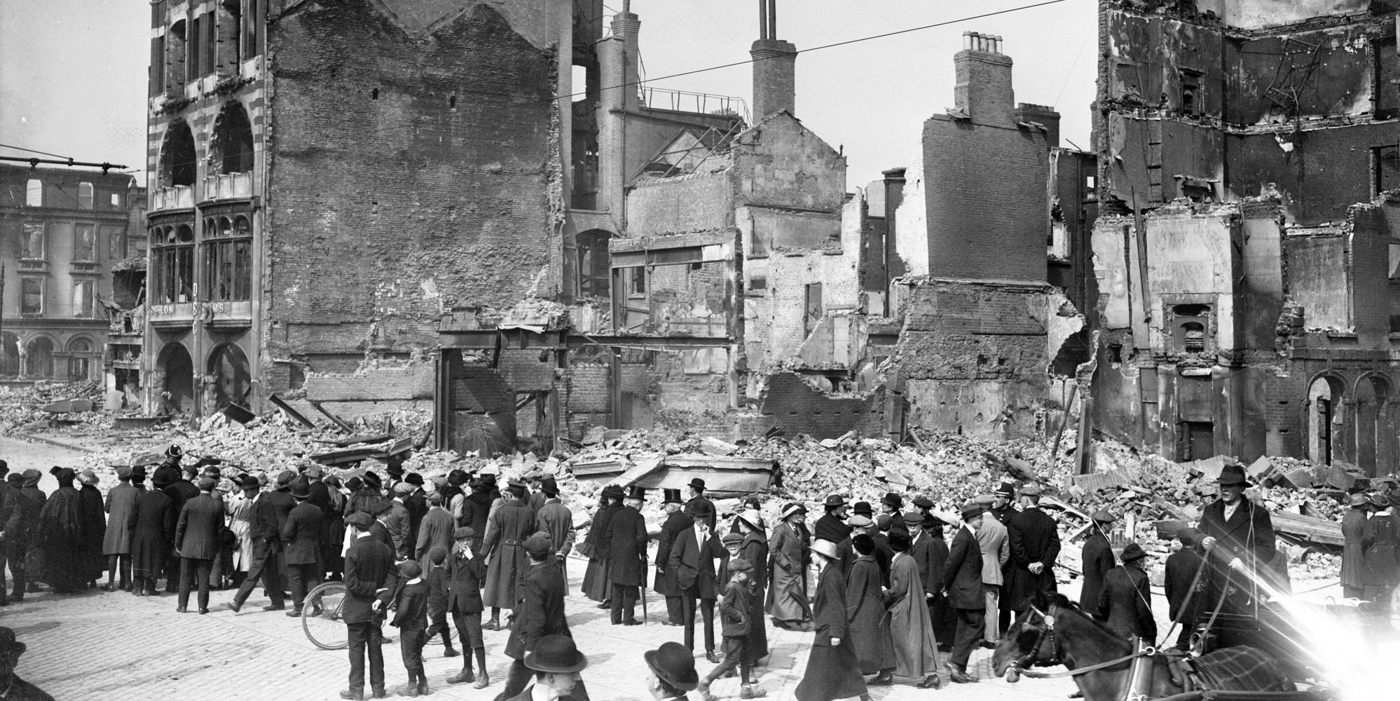 Irlanda 1916 fb
