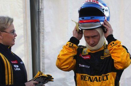 Putin da Formula 1 nel Gran Premio planetario del potere