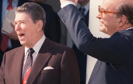 Craxi Reagan cop