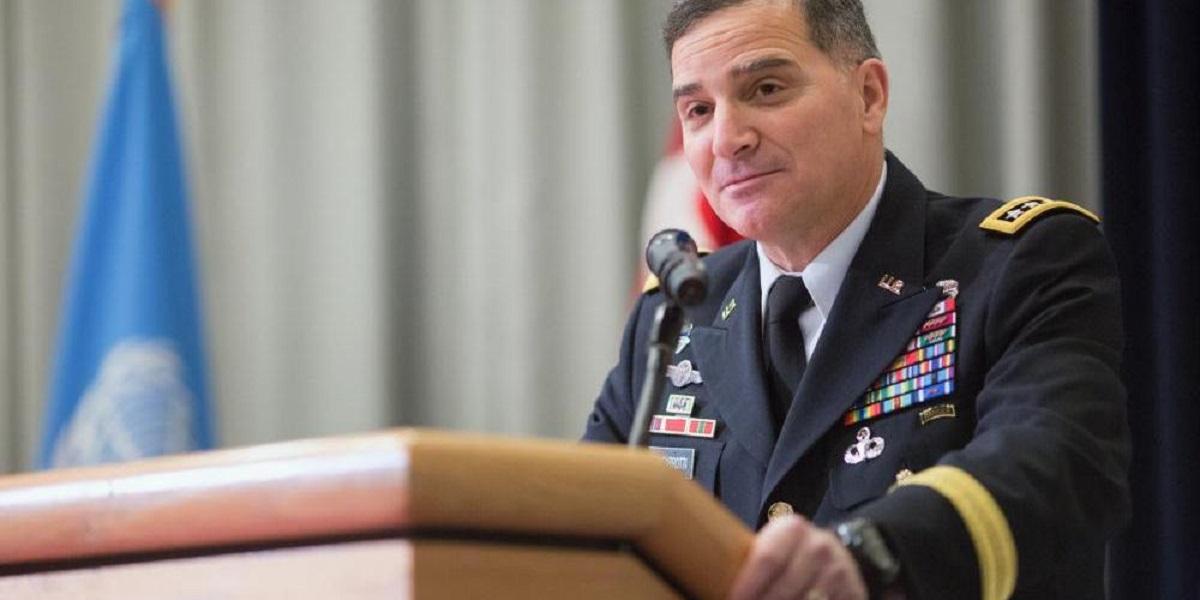 L'italo-americanoCurtis Scaparroti, nuovo Comandante Supremo Nato