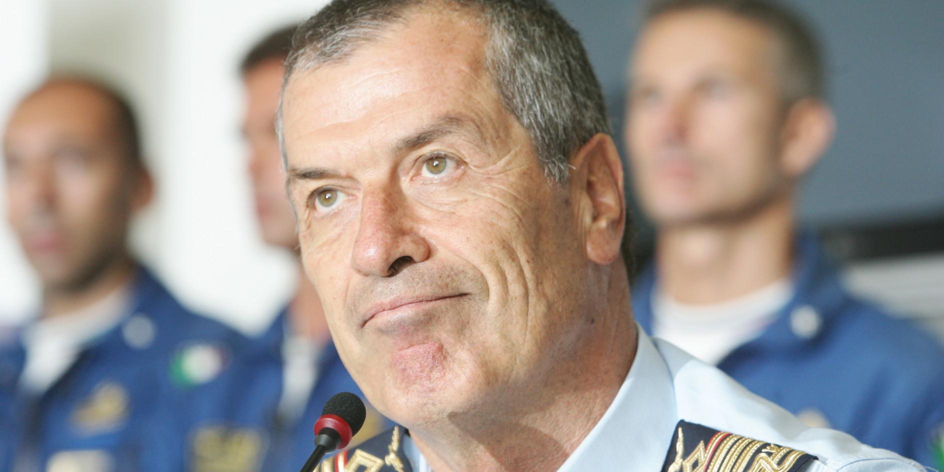 Il generale Leonardo Tricarico, ICSA