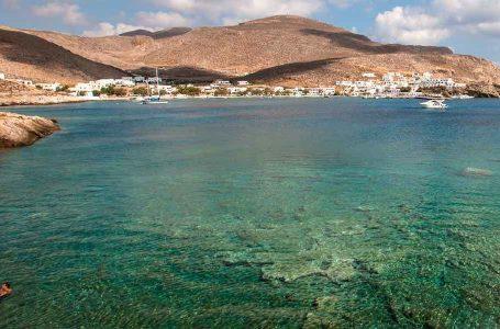Grecia, una finestra sulla piccola isola di Folegrandos
