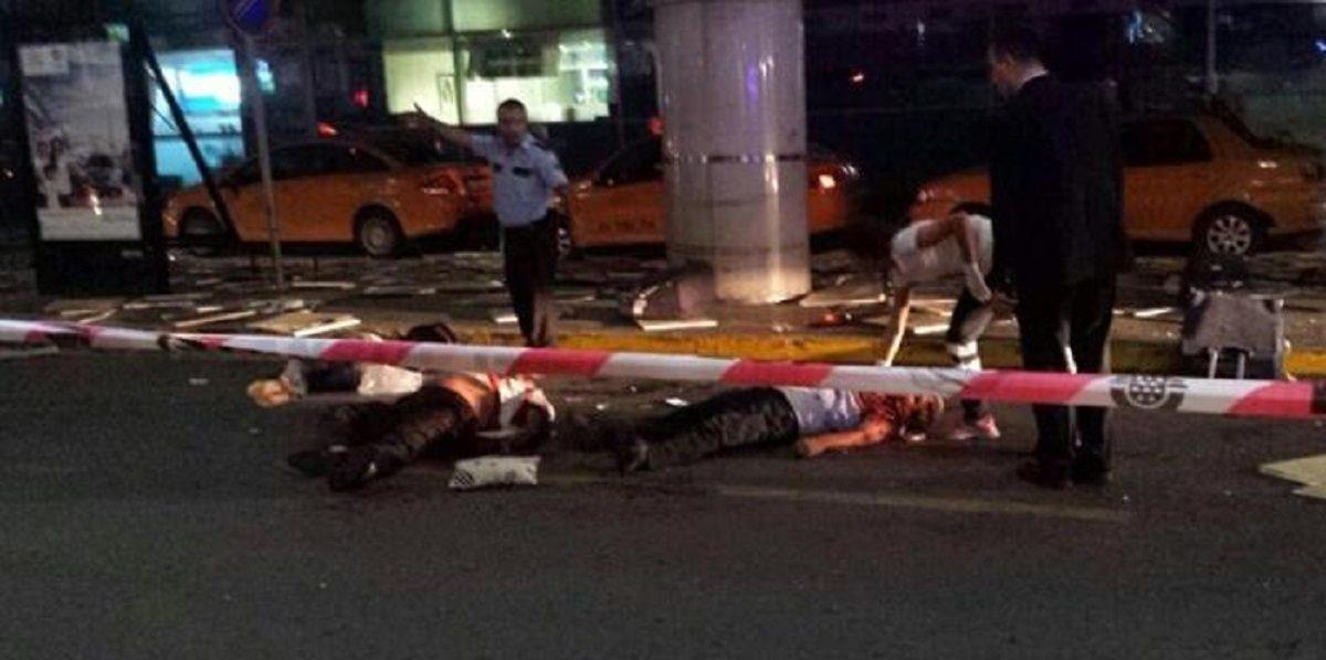 ++ Esplosioni aeroporto Istanbul, almeno 10 morti ++