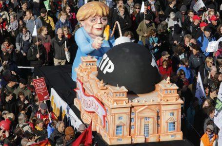 Un fantasma sull'Europa: si chiama Ttip e fa paura