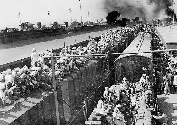 L'esodo di 13 milioni di persone tra India e Pakistan
