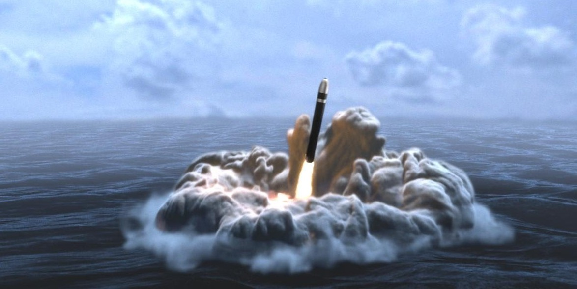 missile trident COP