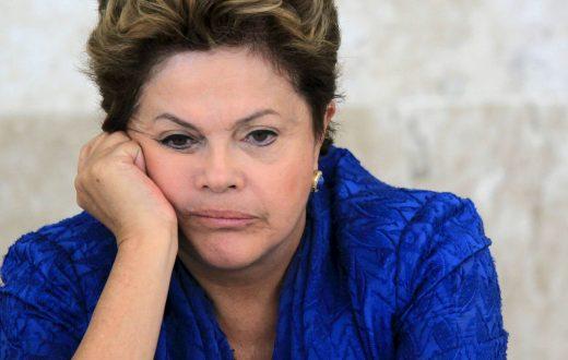 Dilma primo piano
