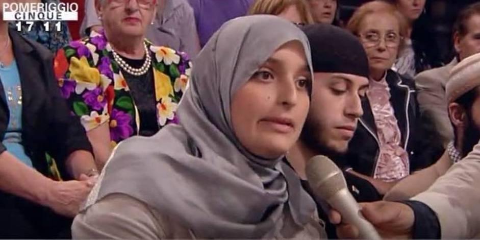 Maria Giulia Sergio, da Inzago Milanese, ora in territori Isis