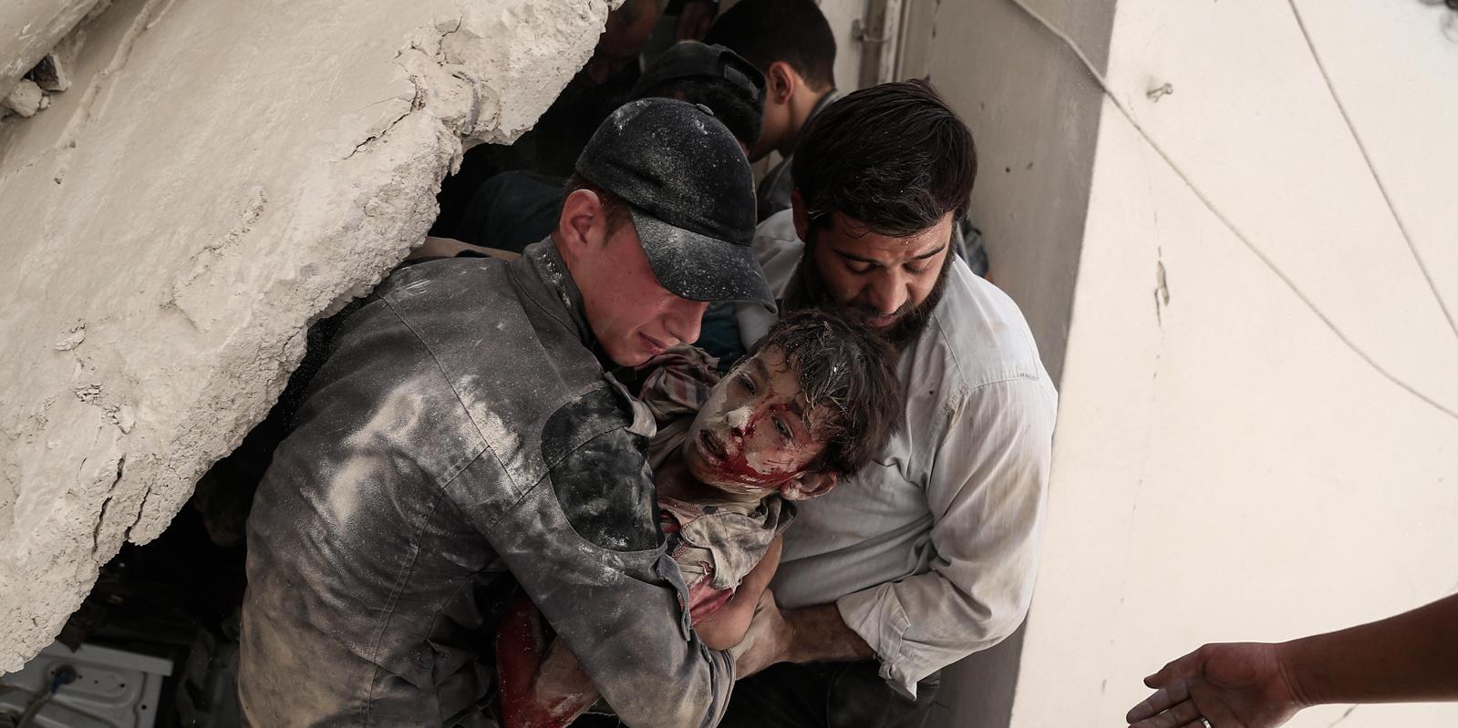 siria-ferito