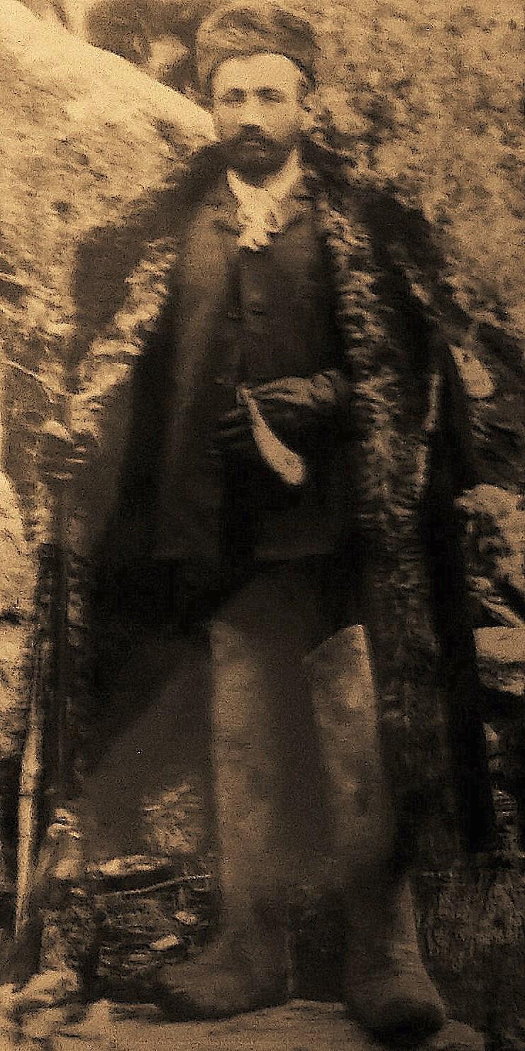 Siberia 1895, Domenico Morandini, fu Giovanni, di Osoppo, Friuli