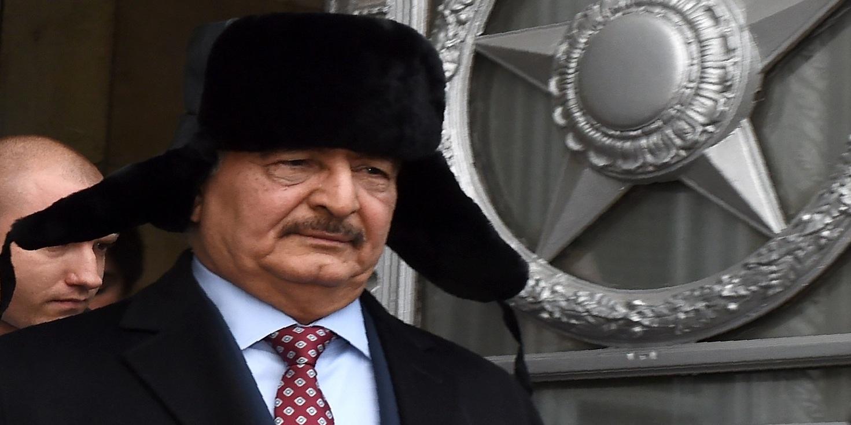 RUSSIA-LIBYA-ARMY-DIPLOMACY