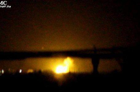 Raid israeliano contro Hezbollah su Damasco