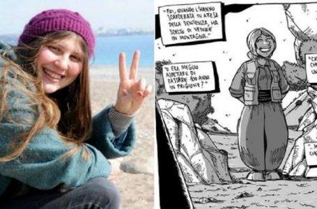 Ayse 'Cappuccio Rosso' eroina curda uccisa a Raqqa