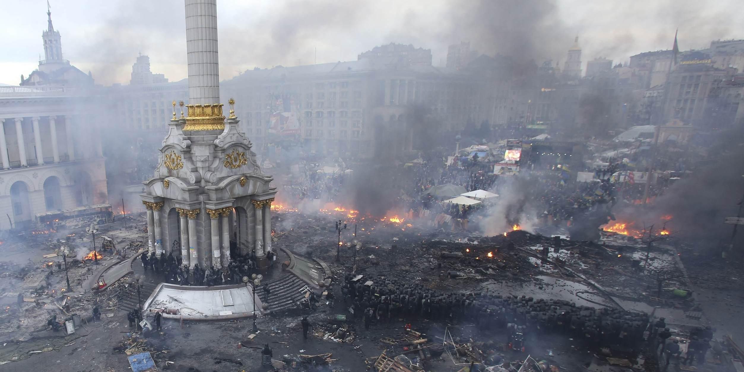 Kiev ci riprova con Ue e Nato su cui si scatenò la rivolta - Remocontro