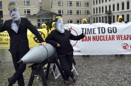Nobel per la Pace Antinucleare, monito a Kim e Trump