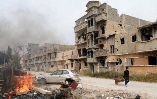 Risultati immagini per In Libia la milizia appoggiata dall'Italia ha perso