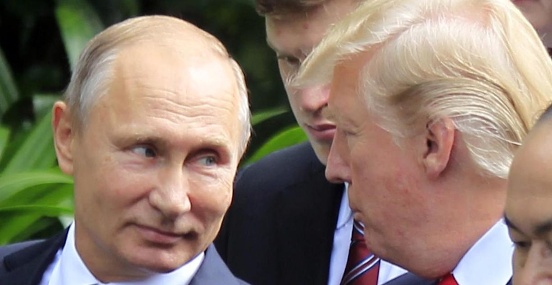 Guerra dei media Trump Putin. Fronte italiano a colpi di 'fake'