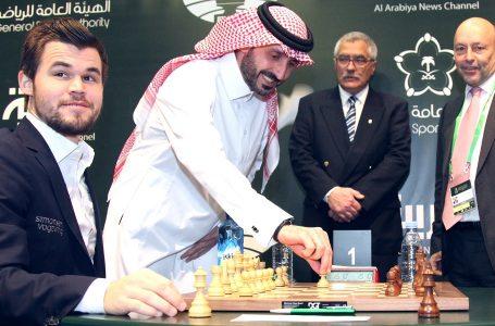 L'Arabia Saudita in scacco matto, 'scià matt', dall'iraniano