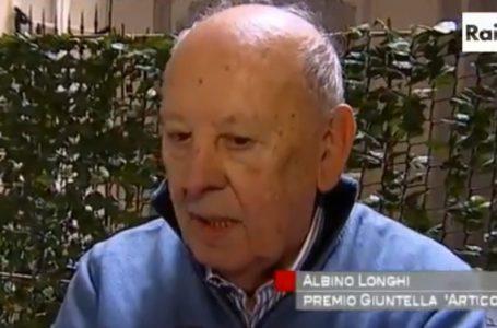 Addio Albino Longhi storia del Tg1