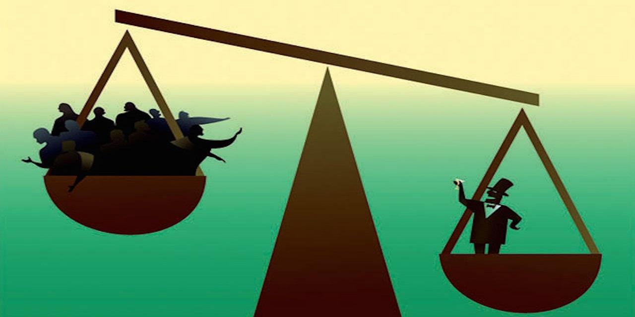 Risultati immagini per Disuguaglianze: chi rende i ricchi sempre più ricchi?