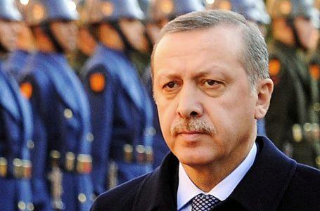 Erdogan debolezza della prepotenza