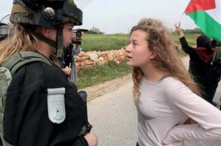 Israele alle prese con Ahed Tamimi