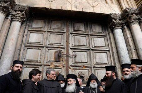 Santo Sepolcro chiuso per tasse, Gerusalemme fa lo sconto