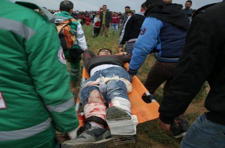 Gaza, l'esercito israeliano spara, 16 morti e 1200 palestinesi feriti