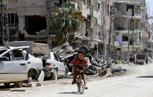 """alt=""""Siria, ispettori Onu"""""""