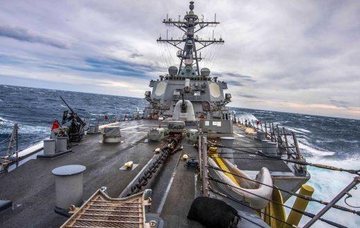 """alt=""""Sfida Usa nel Mar cinese"""""""