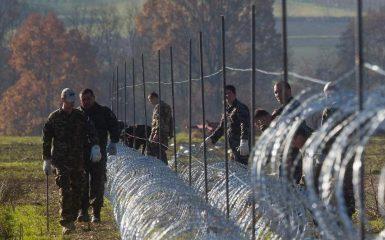 migranti da fermare