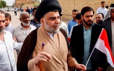 Iraq antiamericano di al-Sadr
