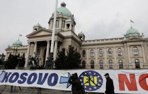 """alt=""""Se fosse la Serbia a liberarsi del Kosovo?"""""""