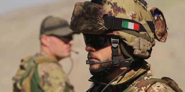 Escalation Usa in Niger ma l'Italia no