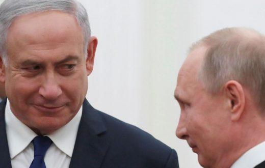 Putin prova e frenare Netanyahu
