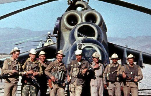 "alt=""Pilota sovietico abbattuto 30 anni fa rispunta vivo dall'Afghanistan"""