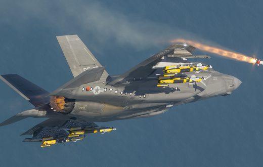 """alt=""""Altri 8 caccia F35 alla chetichella"""""""