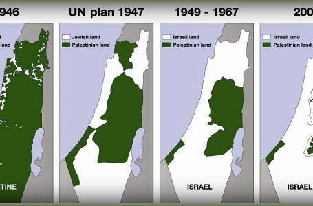 Oltre Gaza, la questione palestinese (parte seconda)